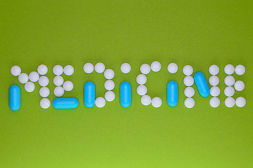 Pharmacy, Bless You, Medicine, Medication, Capsule