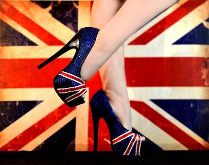 Flag, Patriotism, Country Fashion, Woman, Foot