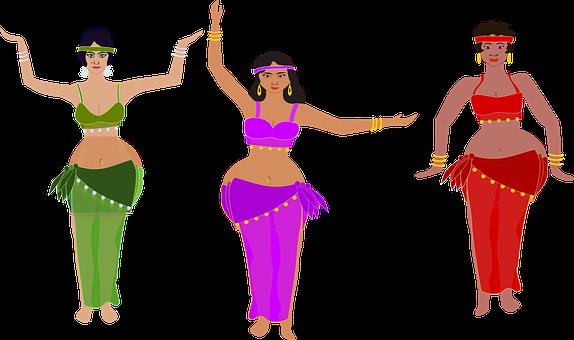 Dancing, Women, Oriental, Belly Dance, Belly Dancing