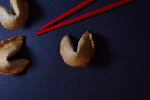 Chinese, Cookie, Dessert, Fortune, Food, Mensaje