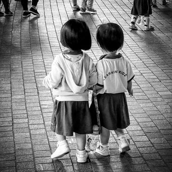 Child, People, Girl, Education, School, Friends