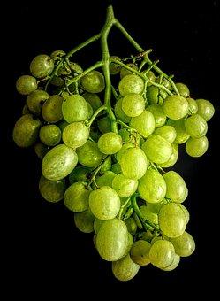 Vine, Grape, Fruit, Bunch, Food