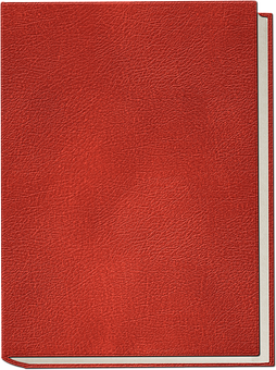 Book, Isolated, Book Cover, Empty