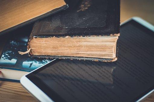Ebook, Education, Paper, Book, Literature, Wisdom, Know