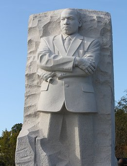 Sculpture, Statue, Mlk, Martin Luther King, Jr