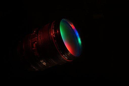 Lens, Telephoto Lens, Photograph, Photography