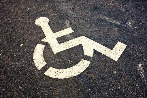 Wheelchair, Pictogram, Invalid, Handicapped, Parking