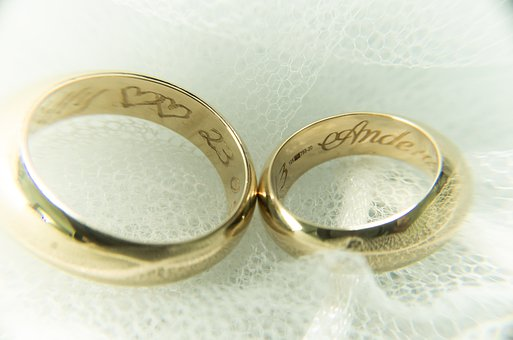 Gold, Engagement, Ring, Jewellery, No Person