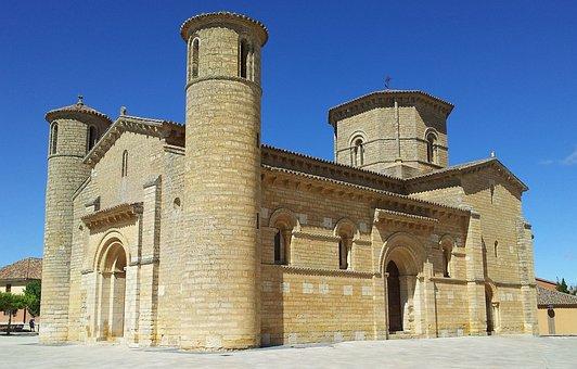 Church, Monument, Architecture, Romanesque