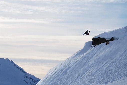 Snow, Winter, Mountain, Nature, Outdoors, Sport