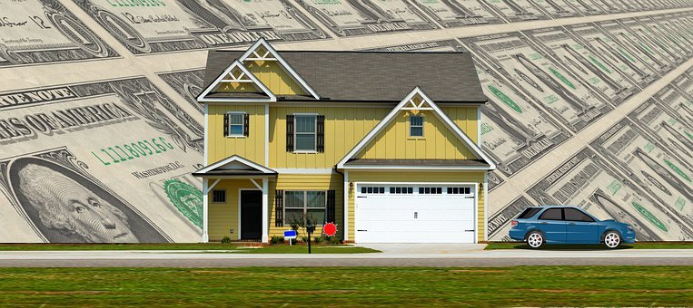 Financing, House Construction, Home, Auto, Vehicle