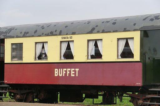 Train, Transport, Vehicle, Nostalgia