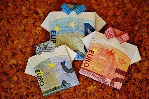 The Last Shirt, Bank Note, 20 Euro, 10 Euro, 5 Euro