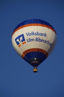 Sky, Hot Air Balloon, Drive, Aviation, Balloon, Fly