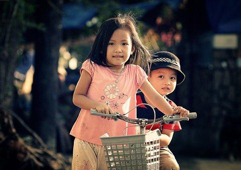 Children, Kid, Happy, Child, Smiling, Girl, Boy, People