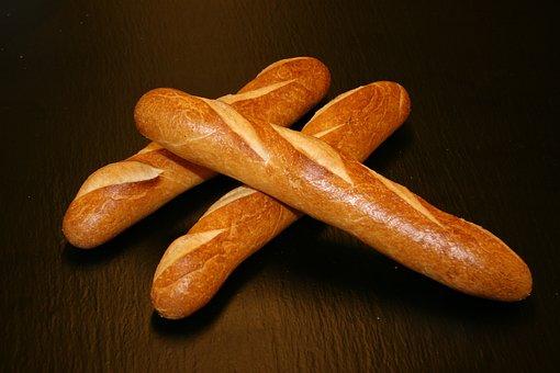 Flutes, Baker, Craft, Dining, Bread, Food, Oven