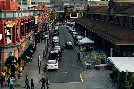 Byward Market, Ottawa, Byward, Market, Canada, Capital