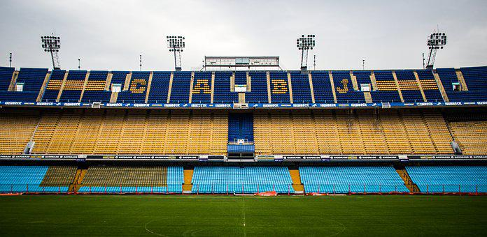 Boca Juniors, Club Atletico Boca Juniors, Stadium