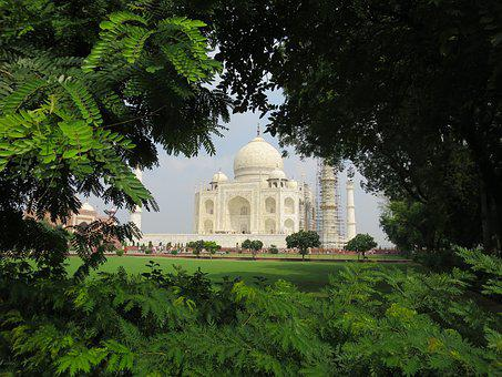 India, Agra, Marble, Travel, Asia, Islam, Monument