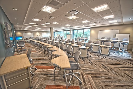Lecture, Lecture Hall, Classroom, Study, Study Hall