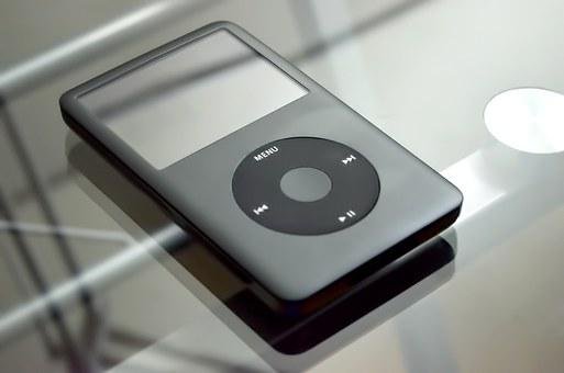 Ipod, Music, Mp3, Player, Songs, Headphones, Equipment