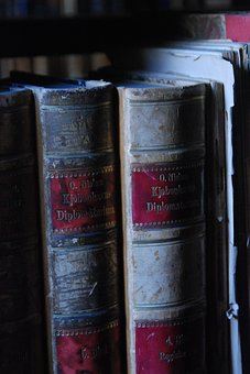 Books, Old, Library, Antique, Literature, Old Book