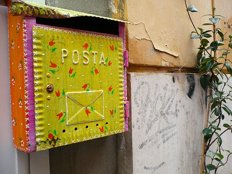 Postal, Mailbox, Letter, Post, Mail, Delivery, Paper