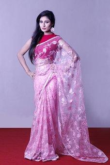 Sharee, Style, Women, Female, Fashion, Traditional
