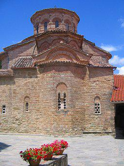 Meteors, Hanging, Monastery, Monuments, Architecture