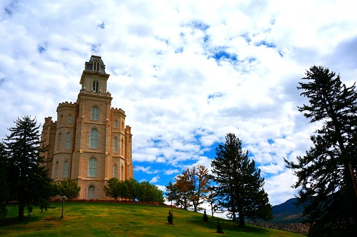 Mormon, Temple, Church, Building, Latter-day, Saints