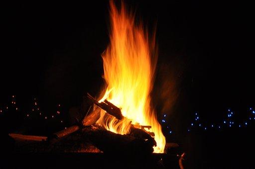 Fire, Flame, Heat, Campfire, Hot, Burn, Bonfire