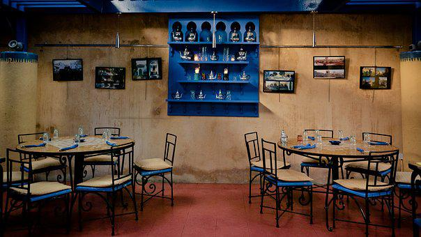 Restaurant, Dining Tables, Dining Room, Terrace