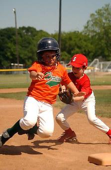 Baseball, Little League, Player, Base, Sport, Game