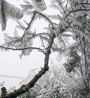 Snow, Guilin, Yongfu