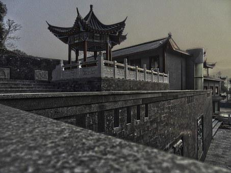 Guilin, Yongfu, Fengshan Park