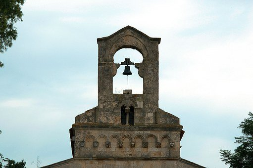 Church, Monument, Romanesque Style, Italy, Architecture