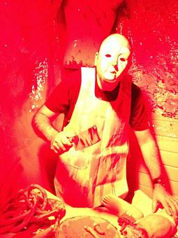 Halloween, Butcher, Blood, Members, Ripper, Killer