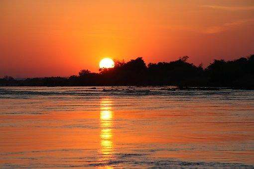 African, Sunset, Nature, Landscape, Safari, Travel, Sky