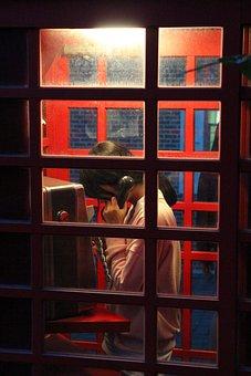 Public Telephones, Phone, Yearning, Loneliness