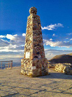 Ensign, Peak, Salt Lake City, Architecture, History