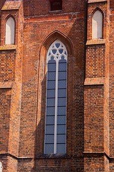 The Window, Gothic Windows, Sacred, Tour, The Basilica
