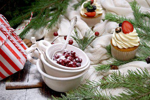 Christmas, Winter, Decoration, Celebration, Sweet