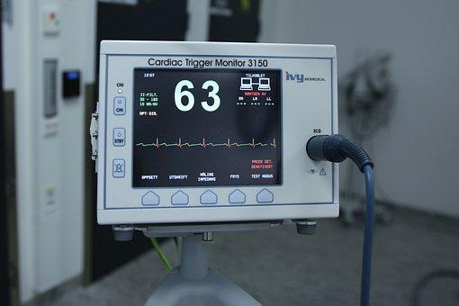 Equipment, Hospital, Ecg, Medical Equipment, Healthcare