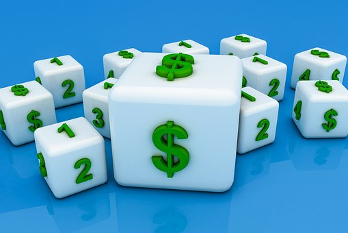 Dice Money 3d, Given, Cube, Game