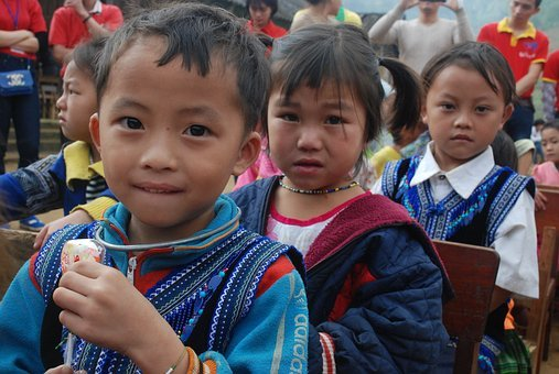 Highland Children, Poor Children, Child, People