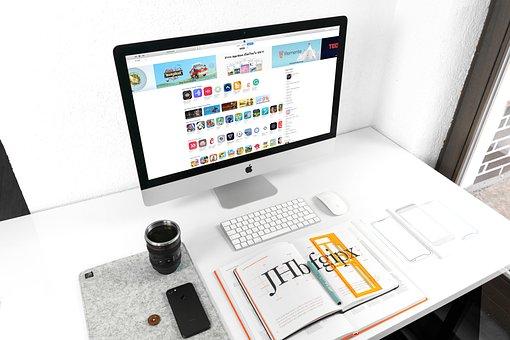 Computer, Laptop, Screen, Technology, Internet, Imac