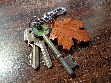 Wood, Lock, Security, Key, Secure, Metal, Safety, Door