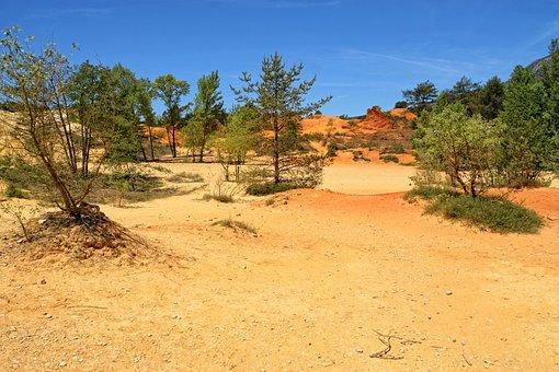 Nature, Landscape, Sand, Travel, Sky, Summer, Desert