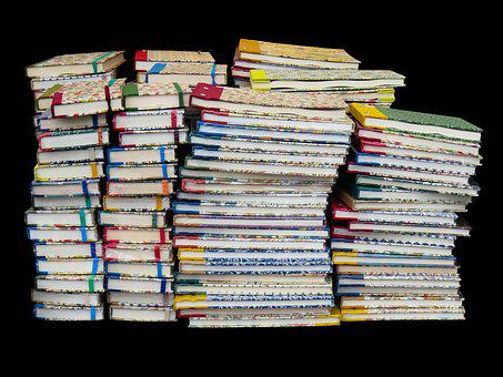 Education, Book, Stack, Book Stack, Read, Learn, School