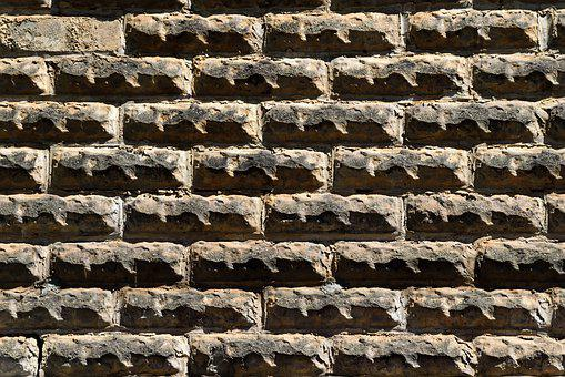 Pattern, Stone, Wall, Brick, Exterior, Background